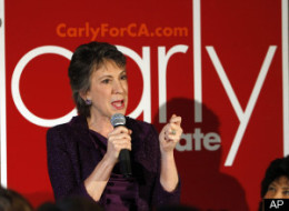 Fiorina Hospitalized