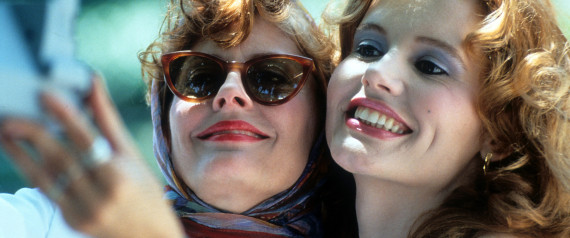 thelma and louise and susan sarandon
