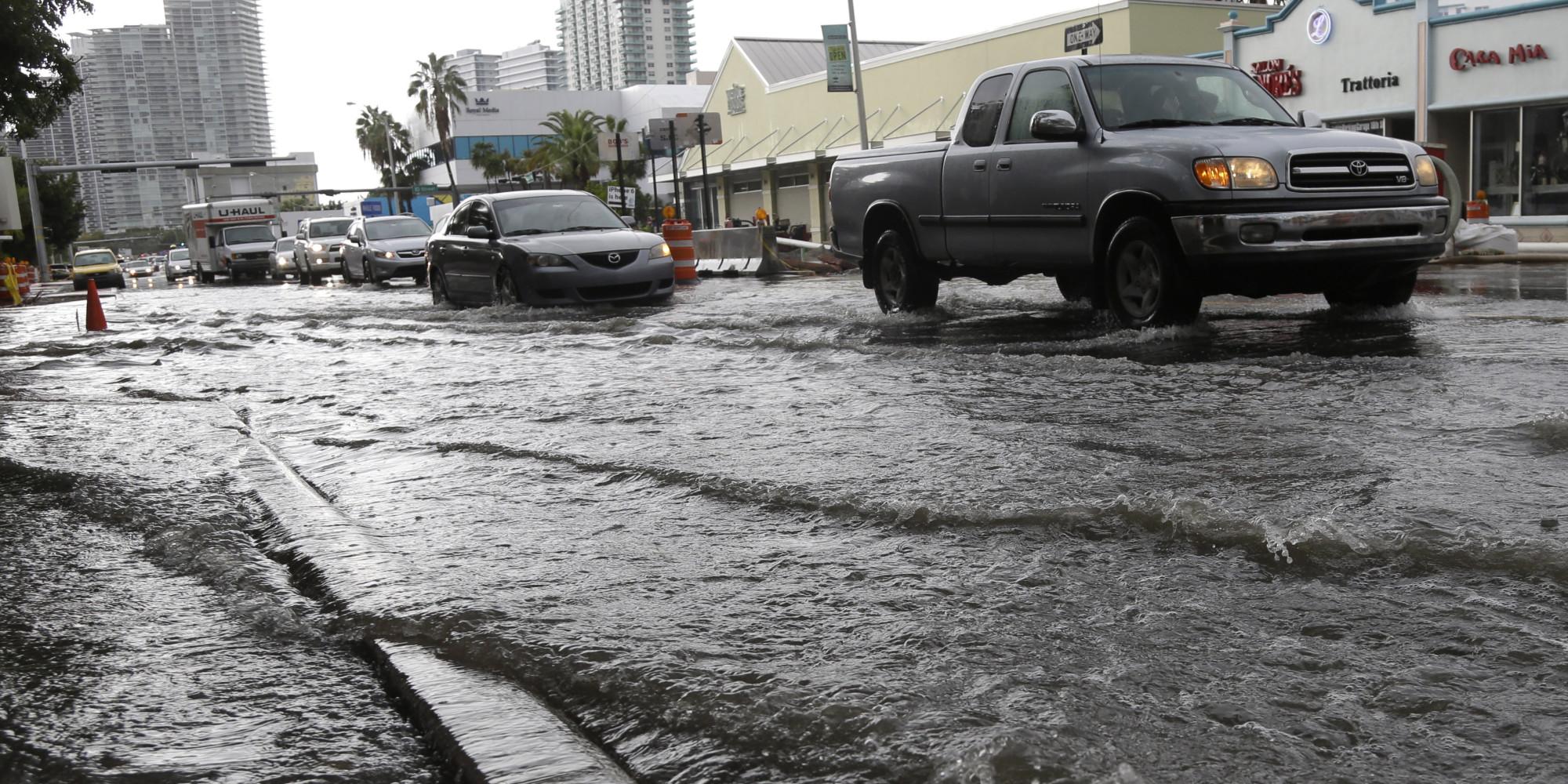 Miami Beach Weather Next Week