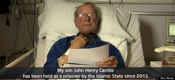 Father Of IS Hostage John Cantlie Dies Not Knowing Fate Of Son