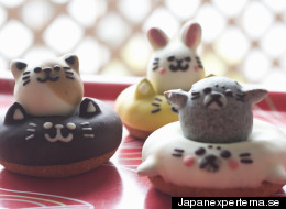 Call Off The Search, The Cutest Donuts In The World Have Been Found