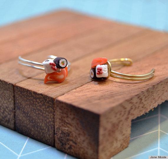 sushi rings
