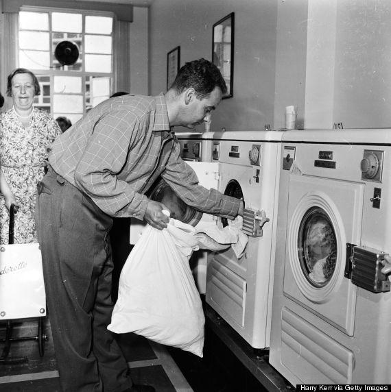laundry 1950