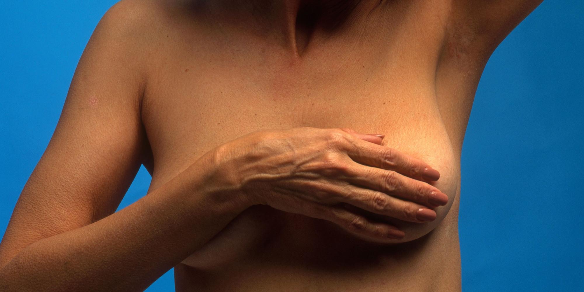 massage Women breast