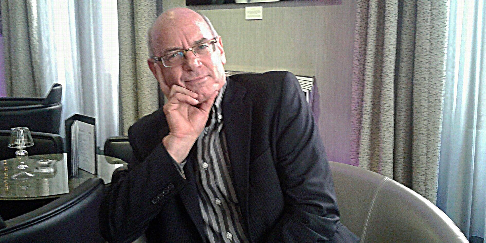 Ahron Bregman Ahron Bregman quotEEUU es un obstculo para la paz en Palestinaquot