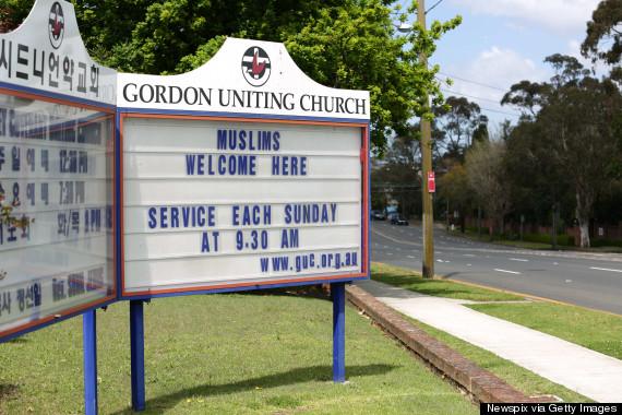 church muslim