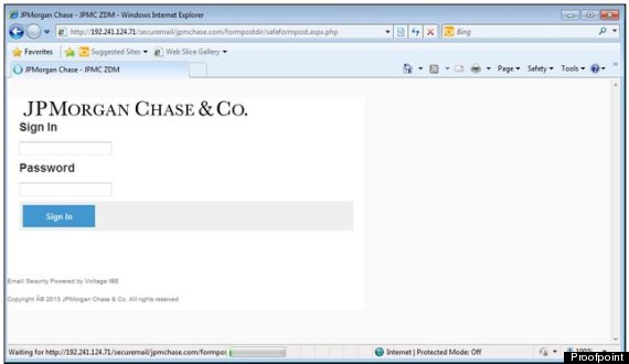 If You Use Chase Bank, Watch Out For Email Scams Right Now | HuffPost