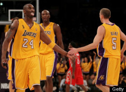 Lakers Rockets