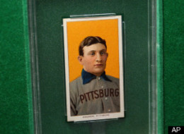 Nuns Auctioning Honus Wagner Card