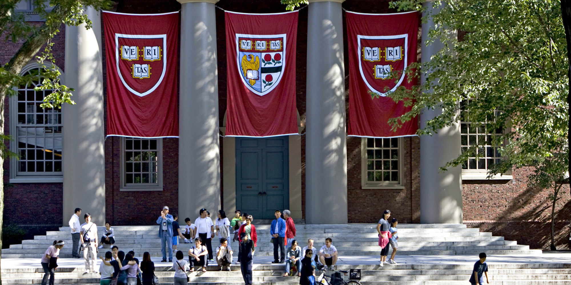 Harvard College Campus