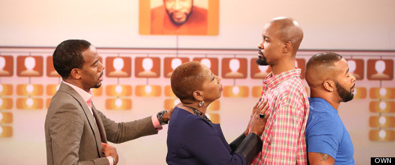 iyanla dad of 34