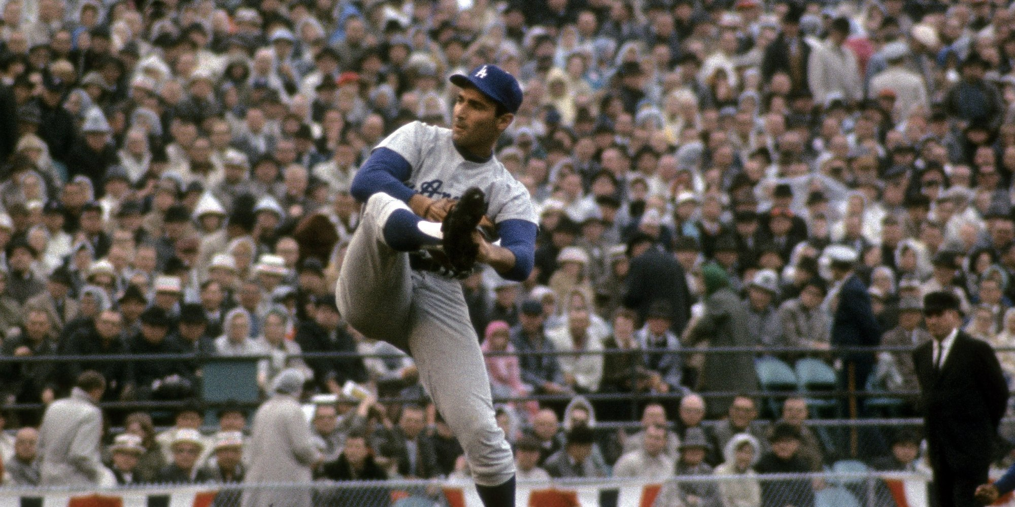an introduction to the life of sandy koufax A left-handed pitcher, koufax played his entire 11-year career, 1955- 1966,   early life sandy koufax was born on december 30, 1935 to evelyn and jack   he went to turner field in atlanta for the introduction ceremony before game 2 of .