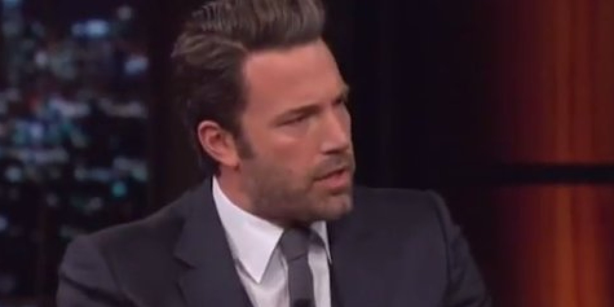 Bill Maher And Ben Affleck Have A Fierce Debate Over Radical Islam Ben Affleck