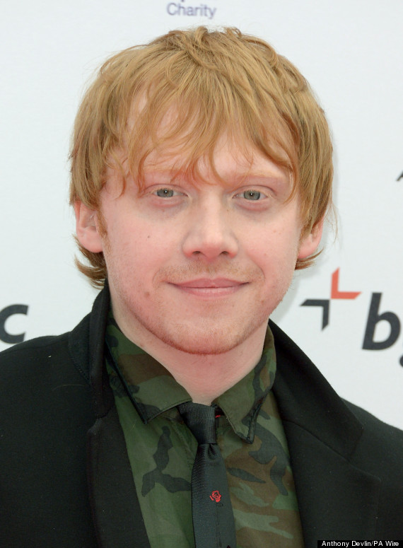 Top People - Rupert Grint Rupert Grint
