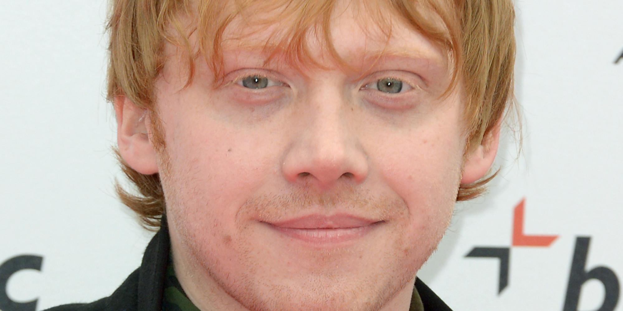 Rupert Grint Says Harry Potter Salary Was 'Ridiculous' - Entertainmen... Rupert Grint