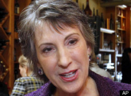 Carly Fiorina Hospitalized