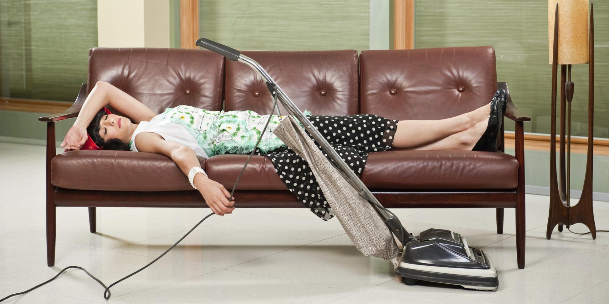 Women Still Do A Lot More Housework Than Men Study Finds