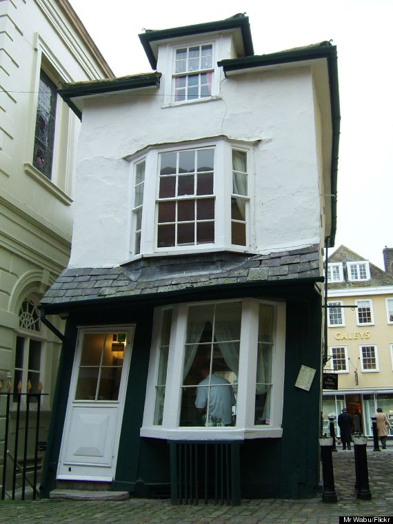 crooked house of windsor