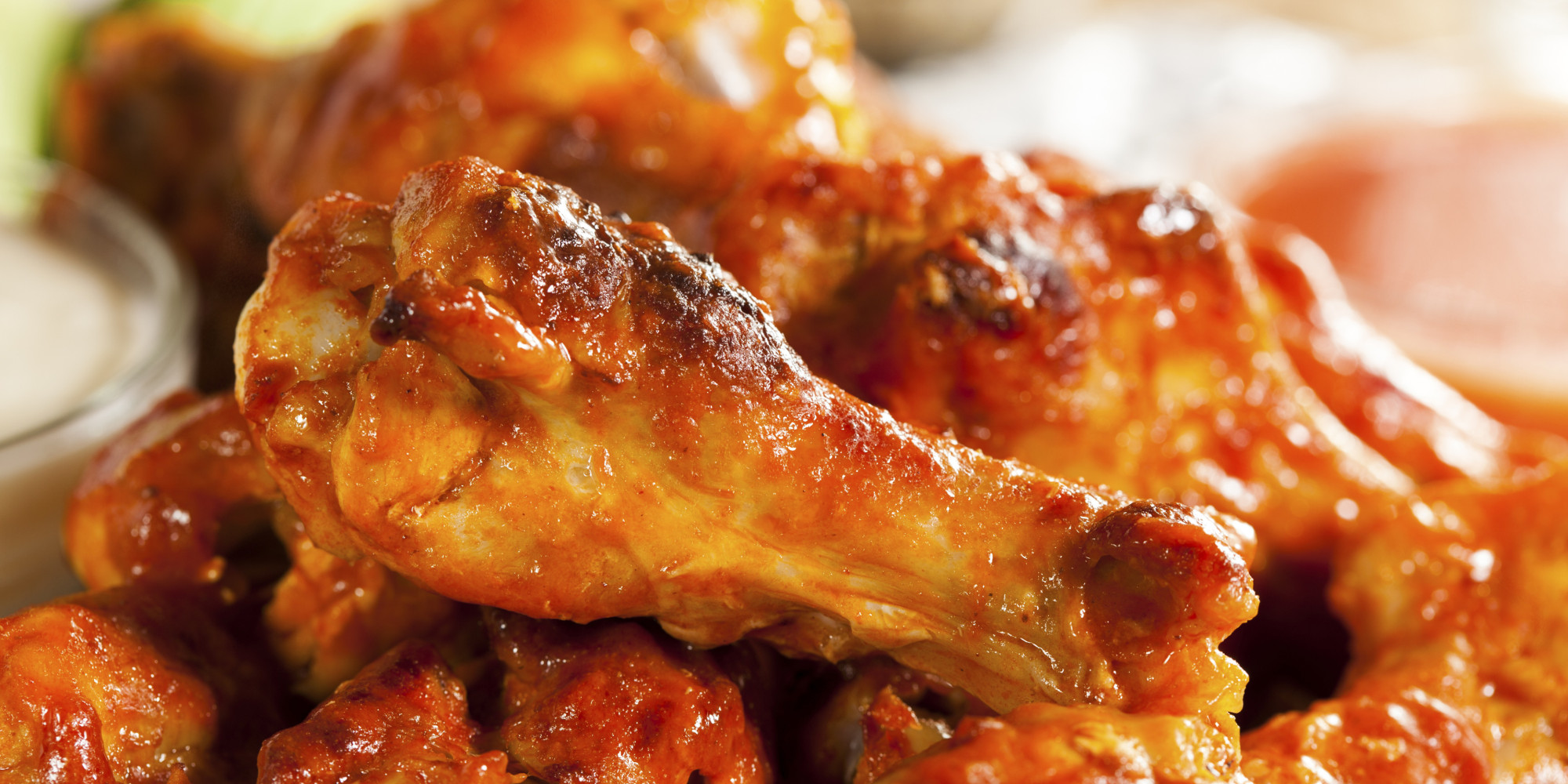 Hot Wings Recipe Dishmaps