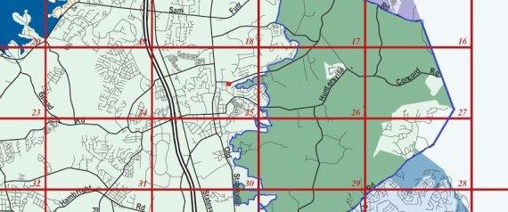 tillis map