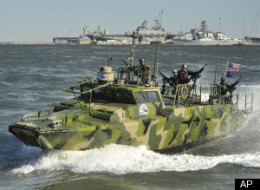 Algae Gunboat