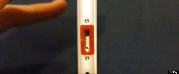 iphone prototype lightning