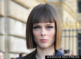 Canadian Model Coco Rocha Is Pregnant!