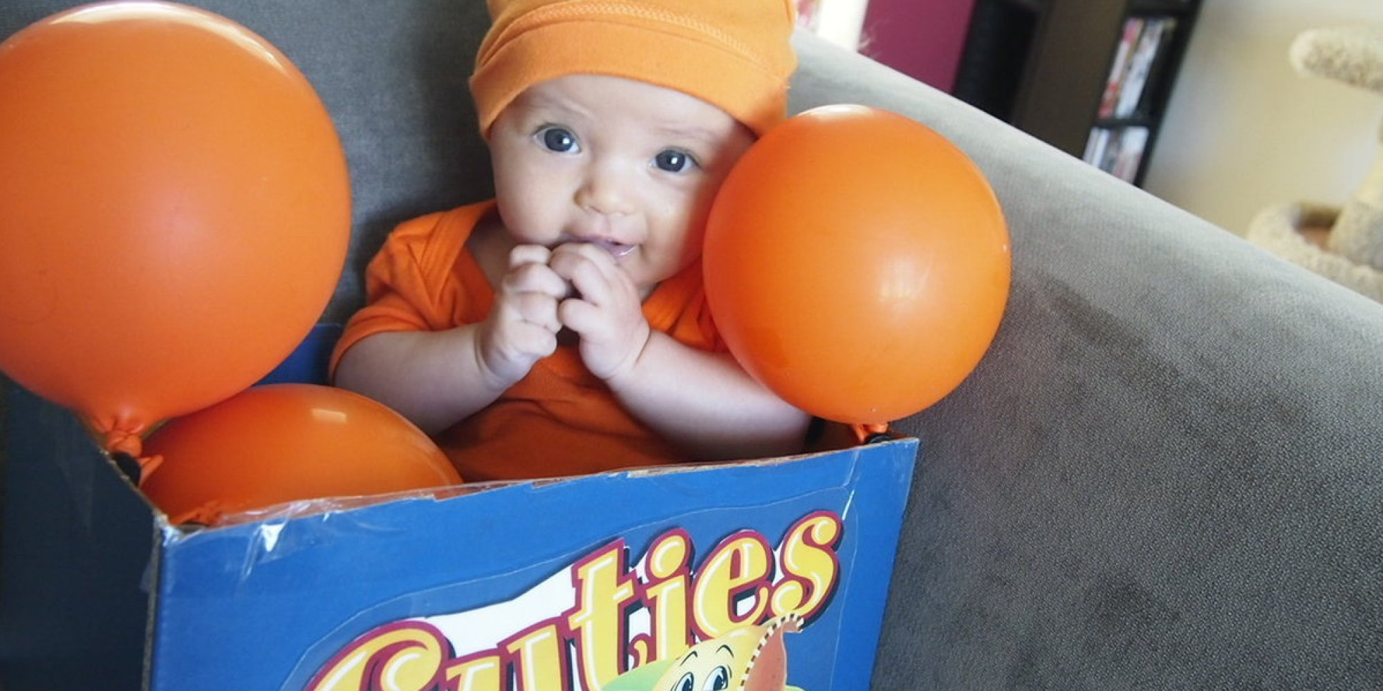 34 adorable baby halloween costumes the whole world needs to see huffpost - Baby Halloween Coatumes