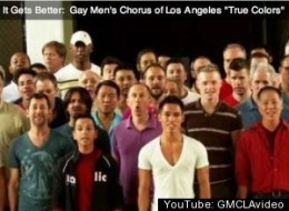 VIDEO: Gay Men's Chorus Of Los Angeles Film 'It Gets Better' Video To Combat Teen Suicides