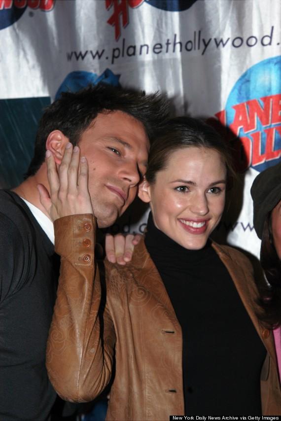 Jennifer Garner And Be...