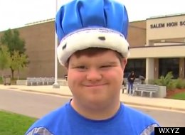 Teen With Down Syndrome Voted Homecoming King Just Months After Brain Surgery
