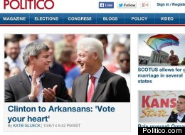 Politico Sees Big Money In Expanding Its Labor Coverage