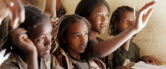 GIRLS SCHOOL AFRICA