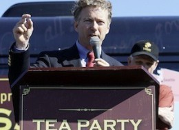 Rand Paul Tea Party Candidates Elections 2010