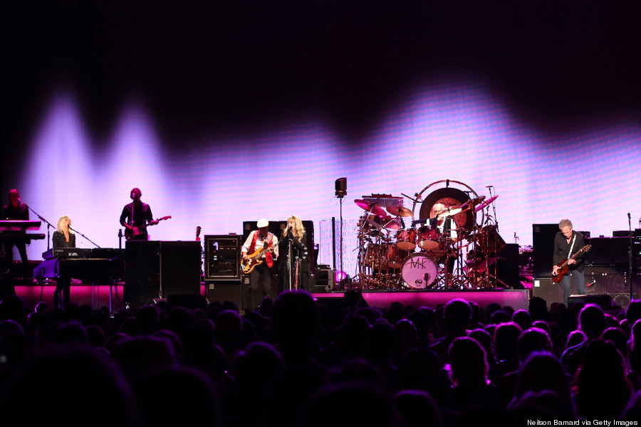 fleetwood mac madison square garden