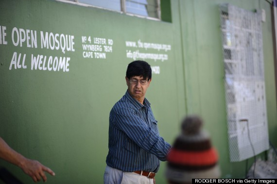 open mosque