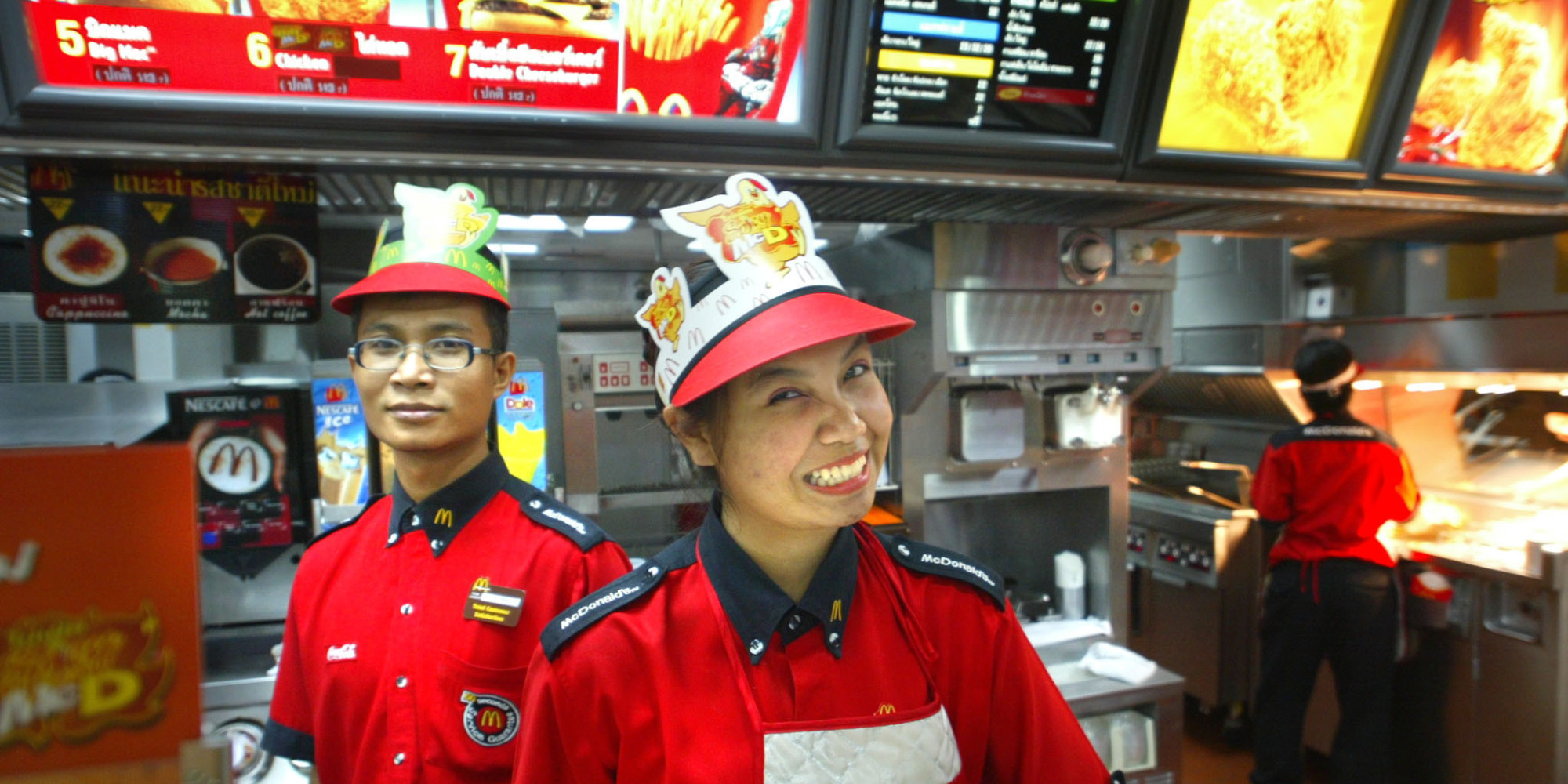 mcdonalds cashier mcdonald cashier job description bestjobdescriptionscom