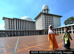 Obama Istiqlal Mosque