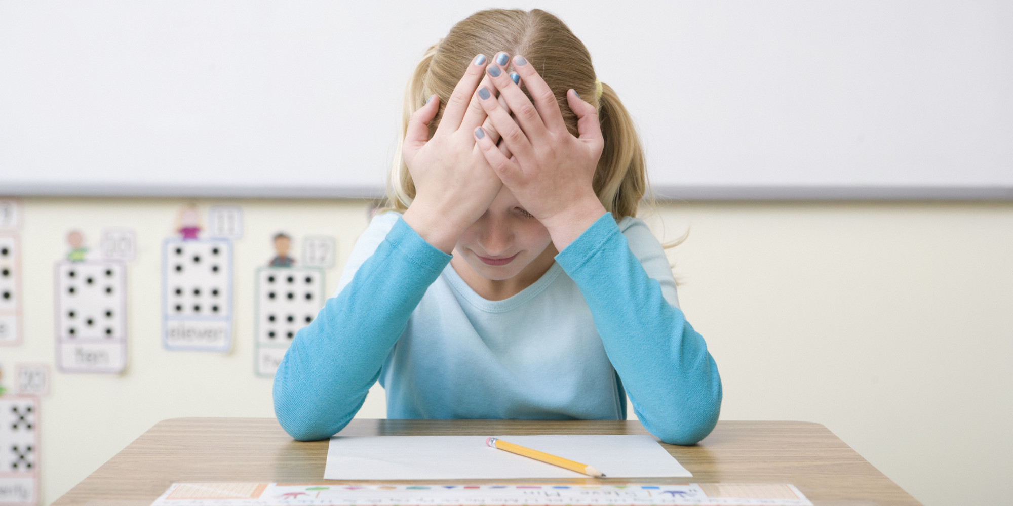8 Ways to Help Your Kids Stress 'Better' | HuffPost