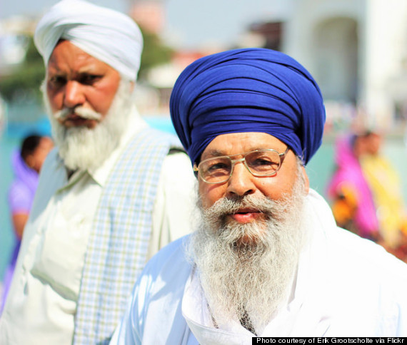 Religious Beards: From Sikhs To Jews These Are Some Facial ...