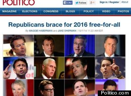 Politico Promotes Blake Hounshell, Reveals New Website In Staff Meeting