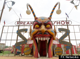 'American Horror Story: Freak Show' Premiere Recap: It's A Circus, All Right (SPOILERS)