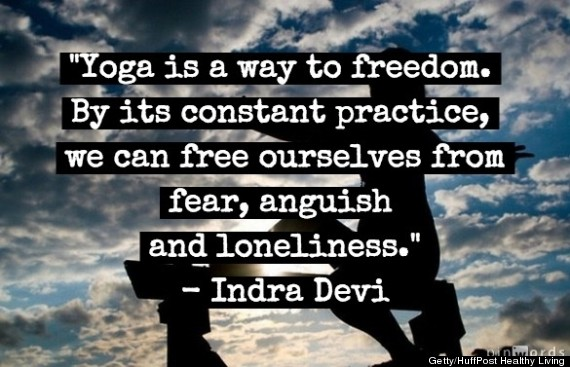 yoga quotes about change - photo #34
