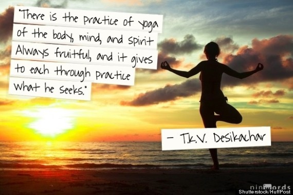 yoga quotes about change - photo #25