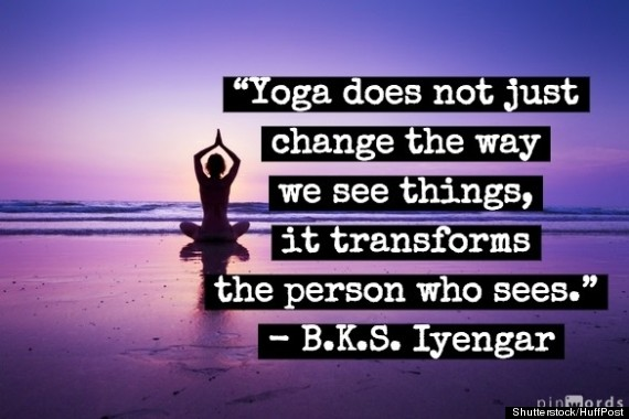 yoga quotes about change - photo #19