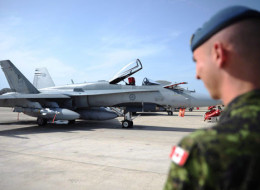 Most Canadians Disagree With Trudeau's Plan To Pull CF-18s: Poll