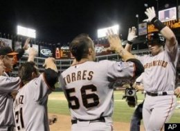 World Series Giants
