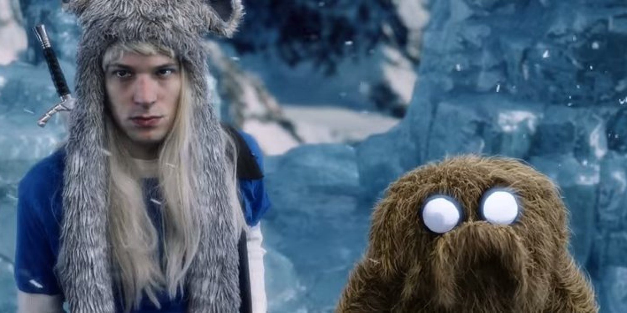 'Adventure Time' Transformed Into Epic Live-Action Movie Trailer That's Fit For Hollywood  HuffPost