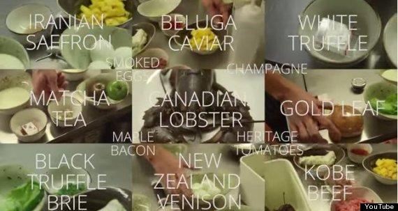 glamburger ingredients
