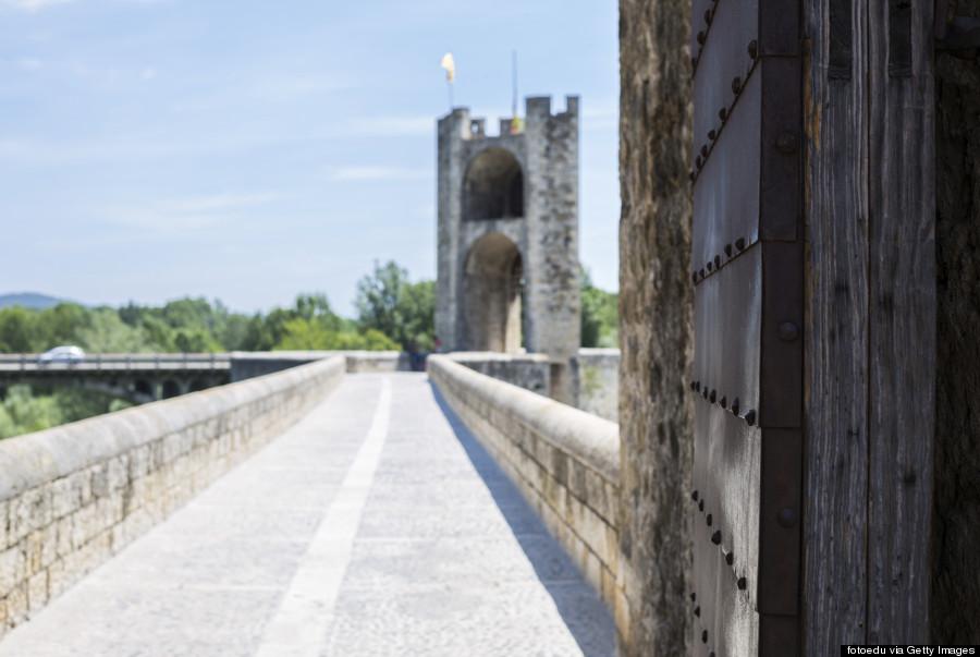 girona medieval quarter